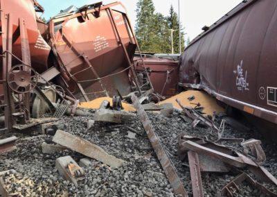 2017-5-1 Train Derailment 2
