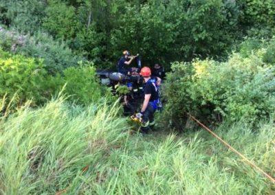 2017-7-1 Rope Rescue