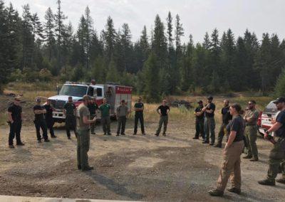 2017-8-11 Wildland Fire Training