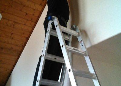 2017-9-6 Smoke Detector Instalation